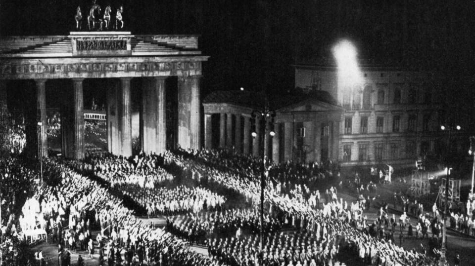 Vor 80 Jahren wurde Adolf Hitler als Reichskanzler vereidigt